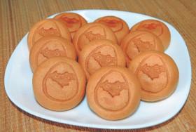 吉原製菓@あいづじげんもっちり焼